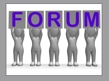 Forums can be an important tool to increase repeat visitors.