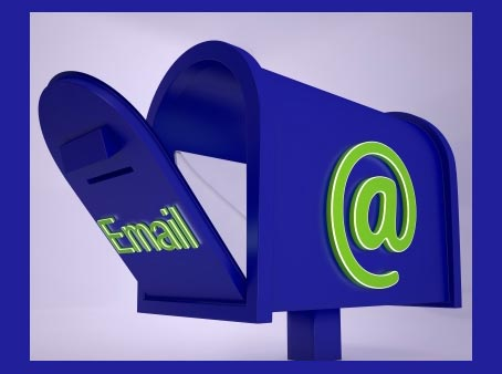 Newsletters and email blasts are a great way to drive traffic to your site.